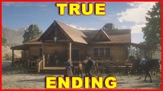 Red Dead Redemption 2 Epilogue Ending (True End) SPOILERS