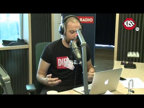 Irina Rimes Live la Kiss FM - Razi cu Rusu si Andrei Video