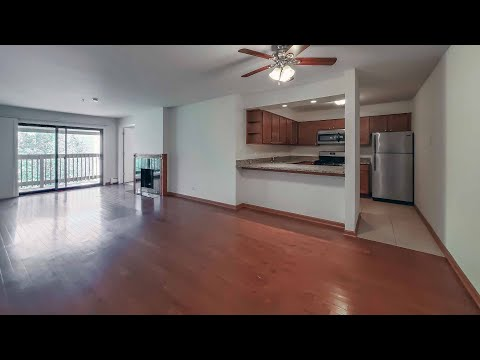 A one-bedroom + den #302 in Hoffman Estates at Barrington Lakes