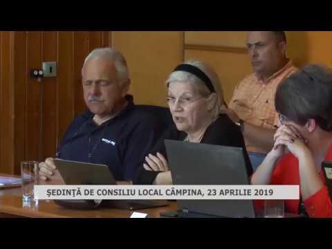 Şedinţa CL Câmpina 29 05 2019