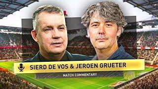 FIFA 20 UT MET COMMENTAAR VAN SIERD DE VOS & JEROEN GRUETER!!