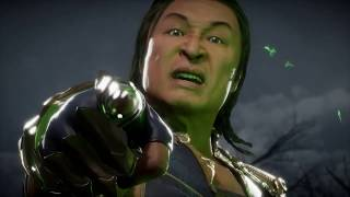 Trailer rivelazione Shang Tsung - ITALIANO