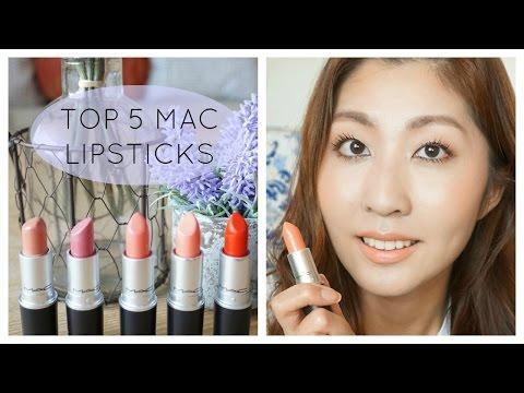 Lustre Lipstick by MAC #9