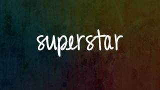 Taylor Swift//Superstar [lyrics on screen]