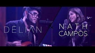"""NATH CAMPOS & DELIAN - Ed Sheeran """"Dive"""" (Cover)"""