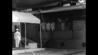 preview picture of video '1929 'Gouverneur-Generaal De Graeff' arrives with the 'Zeven Provincieen' @ Belawan'