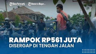 Kronologi Penangkapan Perampok Rp561 Juta dari Semarang, Disergap di Tengah Jalan di Ciamis