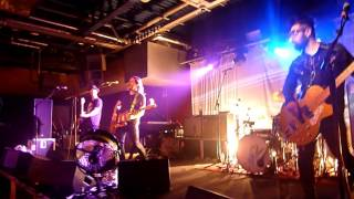 FEEDER . Sweet 16 . Live @ The Lemon Grove . Exeter . 20 10 16