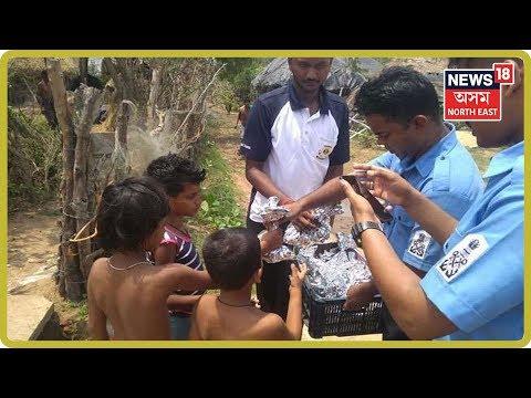 Milkmen Of Assam Distribute Milk For Free As A Protest Against Purabi Dairy