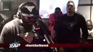 (Vidéo Choquante) Kaaris clash violemment booba sur Skyrock (Booba répond sur instagram)