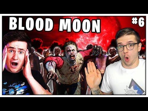 PRVNÍ BLOODMOON!! (7 Days to Die #6) /w Baxtrix