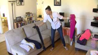 The Inside Story: Girl has rare allergy to cold