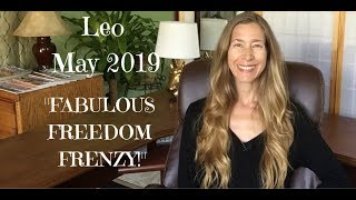 Leo May 2019 Monthly Horoscope - True Sidereal Astrology
