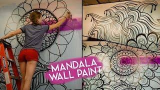 Mandala Wall Art | NO STENCILS