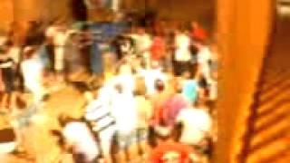 preview picture of video 'Cortada de cuerda de los toros en Museros'
