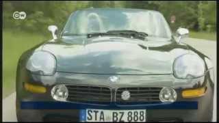 Тест-драйв BMW Z8
