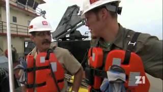 Dokumentárny film Technológia - Megaopravy: Riečny čln