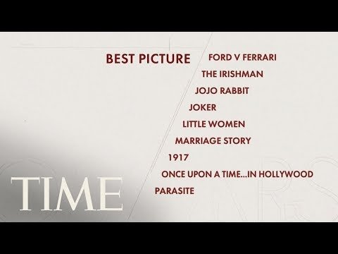 Here Are The 2020 Oscar Nominations | TIME