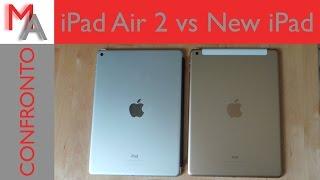New iPad (2017) vs iPad Air 2 | Confronto e Speed Test - dooclip.me