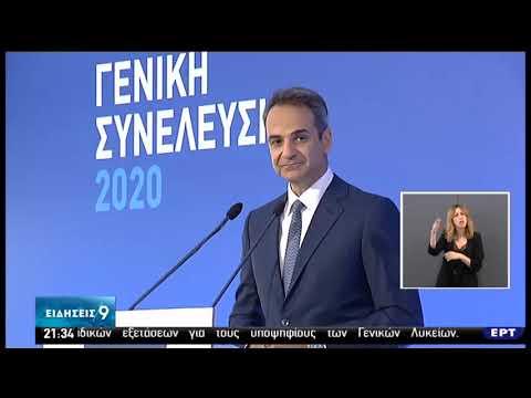 Κ. Μητσοτάκης (ΣΕΤΕ): Πιθανή νέα στήριξη στον τουρισμό τον Ιούλιο | 25/06/2020 | ΕΡΤ