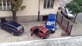 Парковка вручную