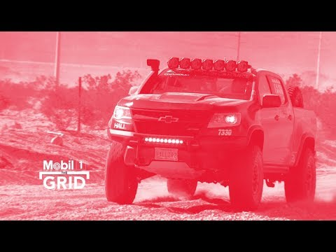 Colorado In Nevada – Desert Testing Chevrolet's ZR2 With Chad Hall Racing | M1TG