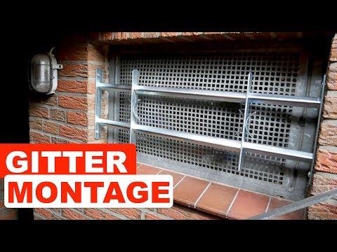 Kellerfenster vor Einbrüchen schützen! Einfach, günstig und sicher