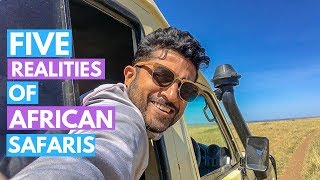 AFRICAN SAFARI - 5 Realities That No One Talks About