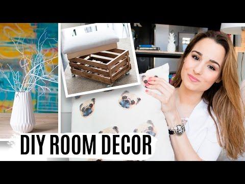 DIY DECORA TU SALON | Muebles con palets y accesorios deco