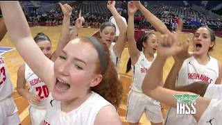 Frisco Liberty vs Amarillo - 2019 Girls Basketball Highlights