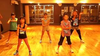 Azealia banks feat.style p / NATHAN (2)- Choreography By:AYA(HONEY WAXX)