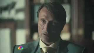 Hannibal - First Look With Mads Mikkelsen & Hugh Dancy