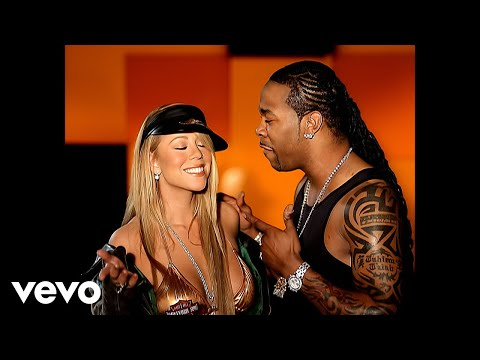 I Know What You Want - Mariah Carey, Busta Rhymes