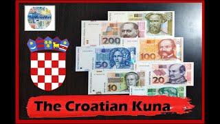 Croatia Kuna Banknotes