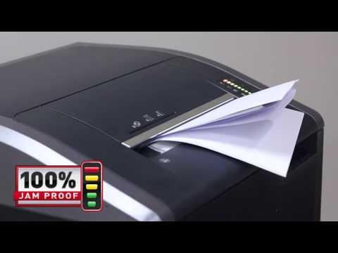 Video of the Fellowes Powershred 485Ci Shredder