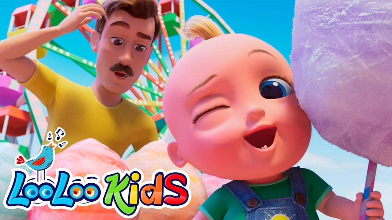 Johny Johny Yes Papa - LooLoo Kids Nursery Rhymes and Childrens Songs The BEST Song for Kids