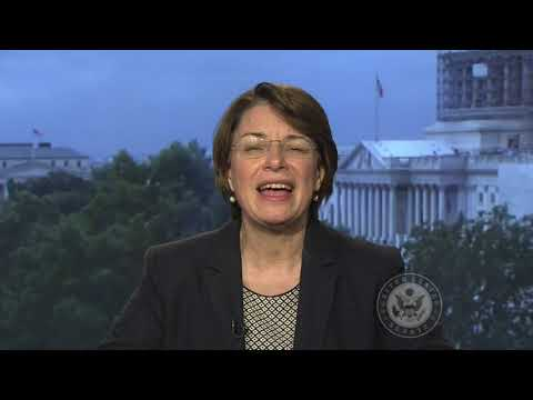 Hear what Minnesota Senator Amy Klobuchar has to say about MicroGrants, IT WORKS!!