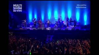 Arcade Fire - Wake Up | Lollapalooza Brazil 2014