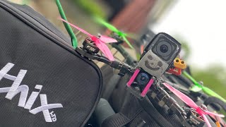 If I was being a bird, I was B-N-A Bird with (FPV Vision)