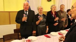 Złote Gody 2015 w Gminie Wojaszówka