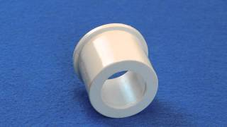 Reducer Bushing for Schedule 40 PVC Pipe (Spig x Slip)
