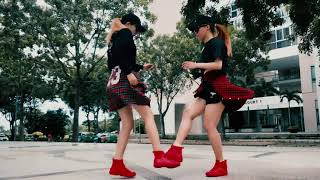 Trào lưu tiktok dance challenge couple Lykio - Lalaschool  - Judy
