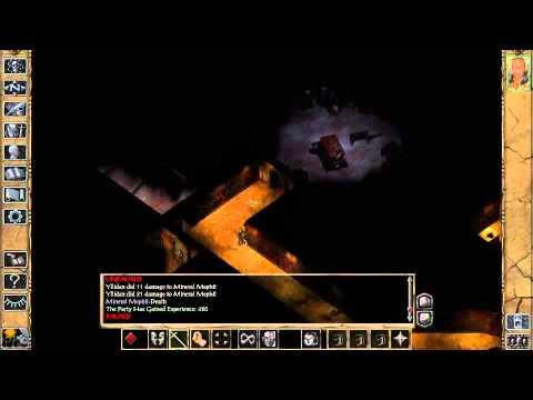 bg2ee saladrex how to kill