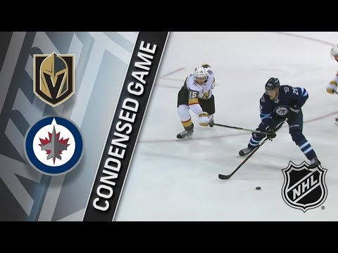 Vegas Golden Knights vs Winnipeg Jets – Dec. 01, 2017 | Game Highlights | NHL 2017/18. Обзор матча