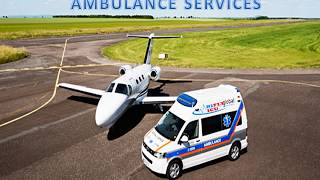 Best Cheapest Air Ambulance Services from Guwahati to Ranchi