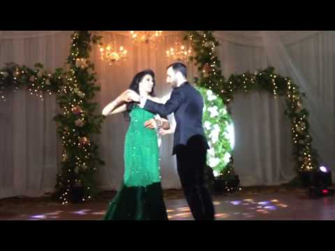 Wedding dance - within 5 hrs learned this routine & then went home & kept practicing on their own - the results were magical.