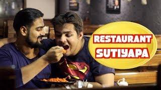 Restaurant Sutiyapa | Ashish Chanchlani