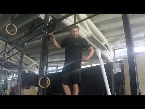 Pull-up, Iso Hold, Bar