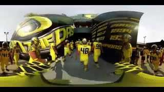 360 Autzen Player Experience