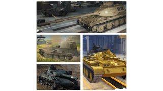 World of Tanks Blitz Future Updates!   Version 5.6, 5.7, 5.8, and 5.9!   | Kihsomray
